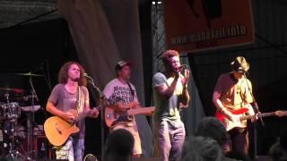 Video Švihadlo - Reggae Area - 15.8.2015 ft. Yannick Tevi