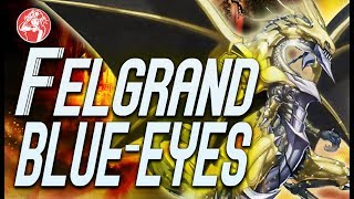 Gambar cover Quick Updates | Felgrand Blue-Eyes Deck (DECEMBER / Diciembre 2017) (Yu-Gi-Oh)