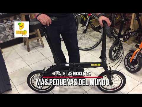 Bicicleta Mango Bike  modelo Zee en Zun , Review en Español
