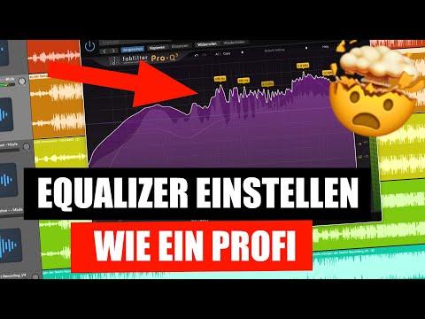 Equalizer einstellen für Gesang und Rap wie ein Profi | abmischenlernen.de