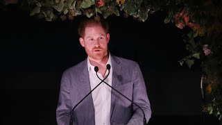 video: Prince Harry breaks silence on royal split: 'There was no other option'