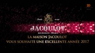 JACOULOT Christmas and New year wishes Card.
