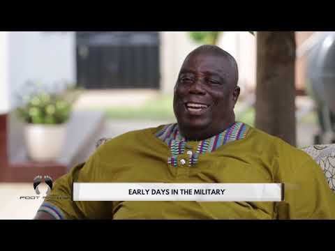 A conversation with ex-military general, Henry Kwami Anyidoho