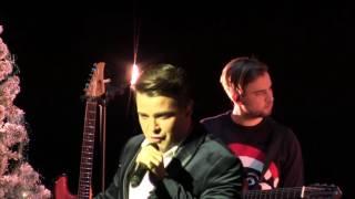 Joe McElderry - O Come All Ye Faithfull (Adeste Fideles) - Newcastle
