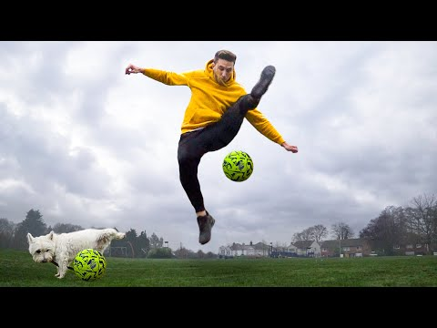 How I Learned 6 Football Skills In 60 Minutes