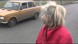 бабка наказала сына за разбитый москвич. прикол