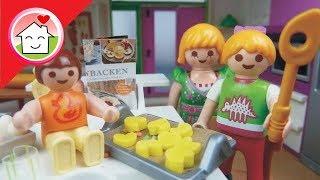 Playmobil Film Deutsch Plätzchen Backen Von Family Stories