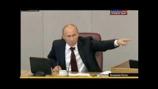 Ты кто такой? Давай до свидания! Путин vs Жириновский