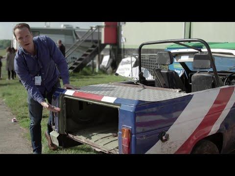 Reliant Rialto Walkaround | New Top Gear