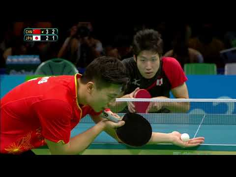 Top 10 Best Table Tennis Points 2015-2016