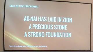 Shabbat Sermon - February 23, 2019