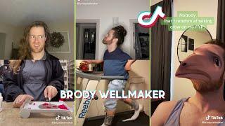 Best Brody Wellmaker TikTok 2021 - New brodywellmaker  Upper Half Duets Tik Tok Funny Videos