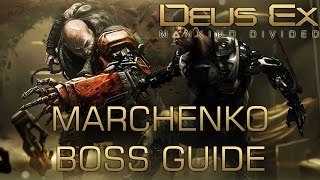 Deus Ex Mankind Divided Platin Guide Teil 1/2 - Normale