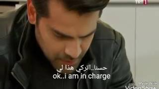 """عمر و زهرة """"سمها ما شئت"""" 159 مشهد المطبخ"""