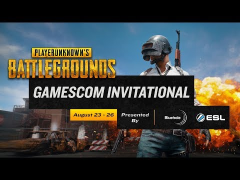 Трейлер PlayerUnknown's Battlegrounds на Gamescom 2017
