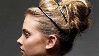 ♥ Easy No Heat Updos in Under 5 Minutes || RachhLoves