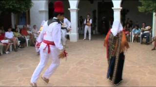 preview picture of video 'BALL PAGÈS-BAILE TRADICIONAL - IBIZA - SPAIN'