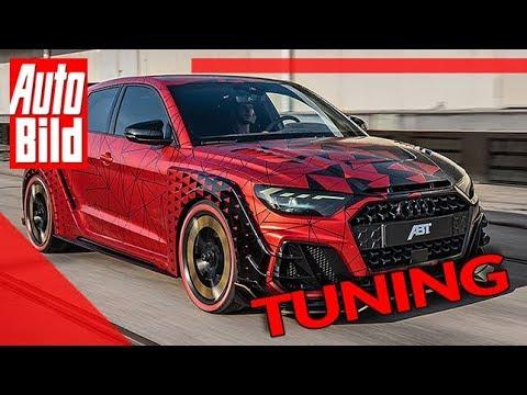 Audi A1: Abt Sportsline 1 of 1 (2019): Auto - Tuning - Exklusiv - Motor