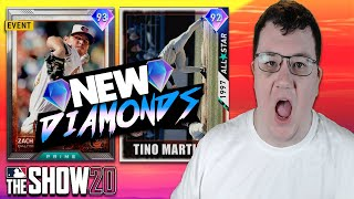 Reviewing the New World Series Diamonds MLB The Show 20 Diamond Dynasty