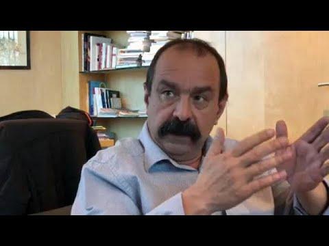 Ο Φιλίπ Μαρτίνεζ στο euronews
