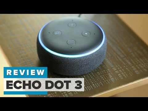 Amazon Echo Dot 3 review: Bigger, better, still 50 bucks