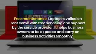 How to Hire Laptops for Business Events in Dubai?
