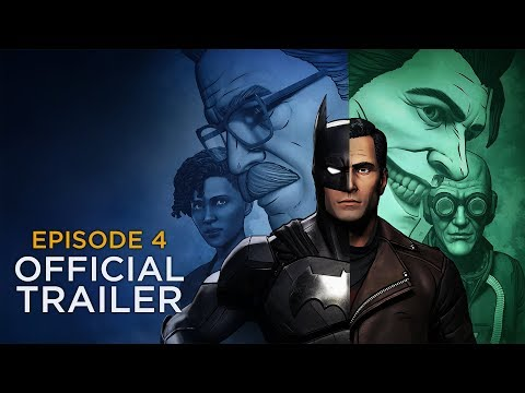 Batman : The Telltale Games Series : Batman: The Enemy Within - EPISODE FOUR TRAILER