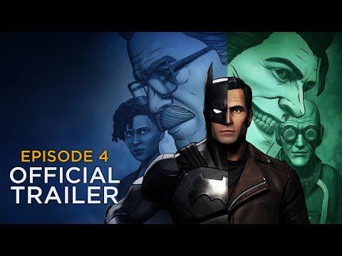 Batman: The Enemy Within - EPISODE FOUR TRAILER de Batman : The Telltale Games Series