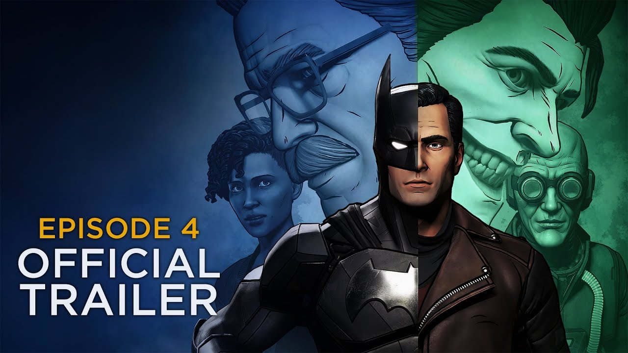 Trailer di Batman: The Enemy Within - Episode 4: What Ails You