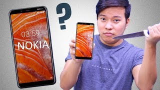 Nokia 3.1 Plus - Why did you do that ????