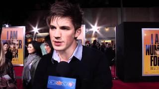Matt Lanter Interview: I Am Number Four Movie Premiere