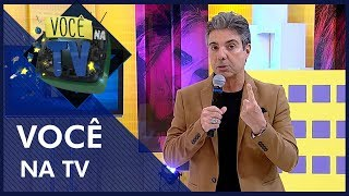 Você na TV (25/10/18) | Completo