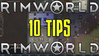 Rimworld large battle 1 - Самые лучшие видео