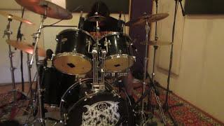 Towards Dead End (Children Of Bodom drum cover by DEMOGORGON MALIGNUM)