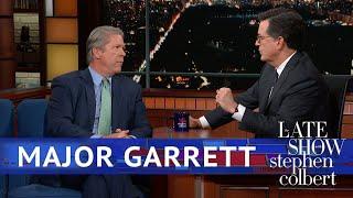 Major Garrett Recaps A Presser Full Of Throwdowns