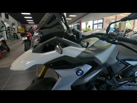 2021 BMW G 310 GS in West Allis, Wisconsin - Video 1