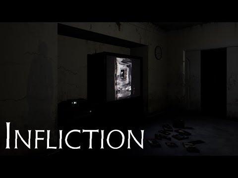 Infliction Announcement Trailer thumbnail