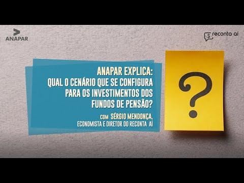 Qual o cenário que se configura para os investimentos dos fundos de pensão?