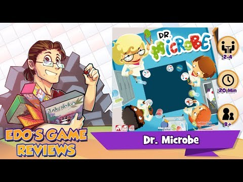 Edo's Dr. Microbe Review
