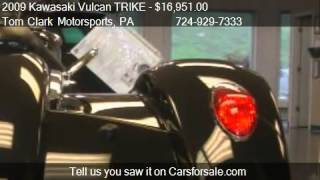 2009 Kawasaki Vulcan TRIKE TRIKE - for sale in Belle Vernon,