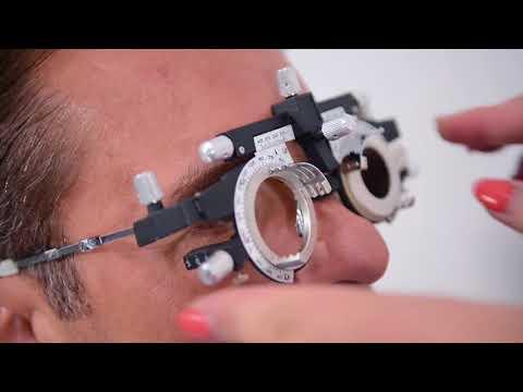 Optikusok látásvizsgálata