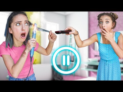 The PAUSE Challenge!   TWIN vs TWIN