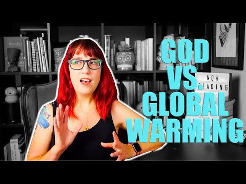 "Study: Belief in a ""Controlling God"" is Bad for the Environment"