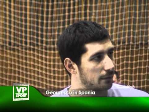 Georgescu în Spania