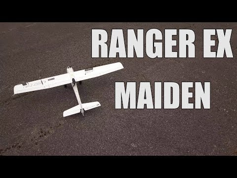 volantex-ranger-ex-7573--maiden-flight
