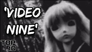 Top 10 Cursed YouTube Videos You Shouldn