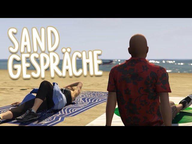 Sandgespräch