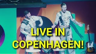 Robotboys - Live Show In Copenhagen (Part 1)