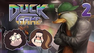 Duck Game: Feathery Fury - PART 2 - Game Grumps VS