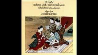 Ensemble Nipponia / Edo Lullaby